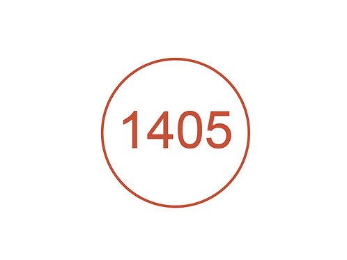 Número 1405