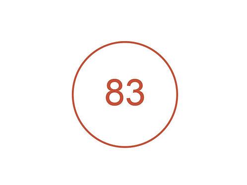 Número 83