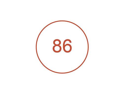 Número 86