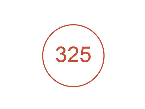 Número 325