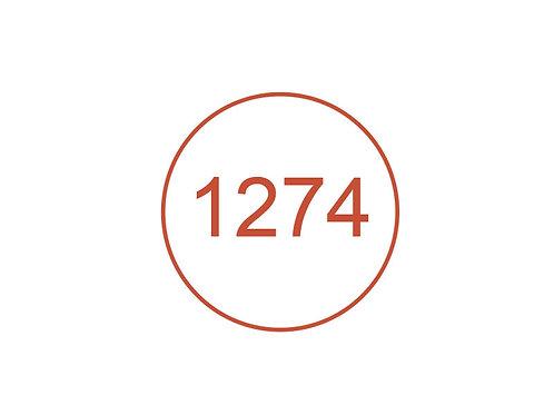 Número 1274