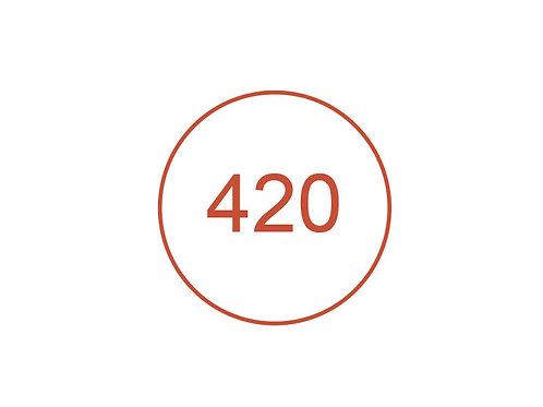 Número 420