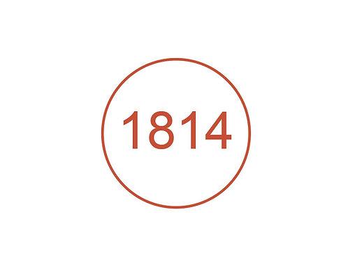 Número 1814