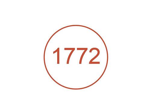 Número 1772