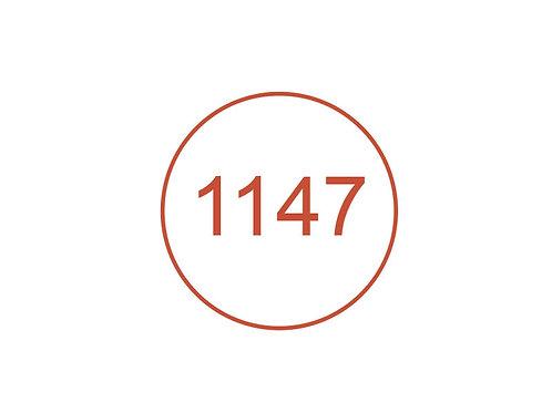 Número 1147