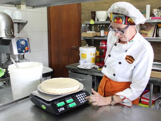 Frederica's Koffiehuis se prepara para o Festival de Tortas 2018