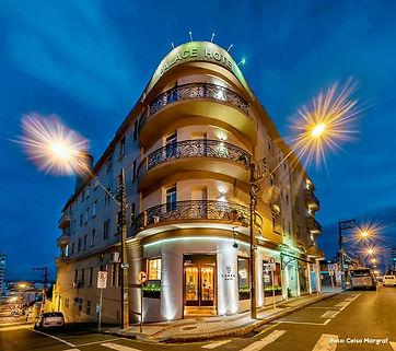 Fachada wireless Hotel 2019 com Lumen -