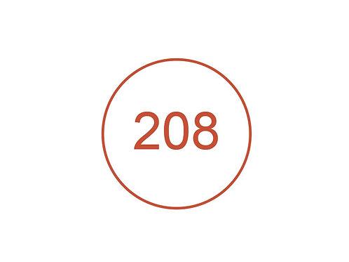 Número 208