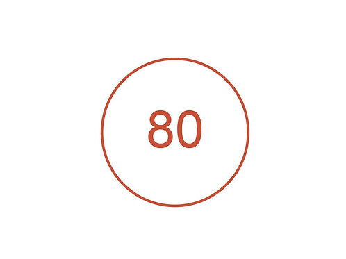 Número 80