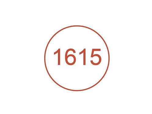 Número 1615