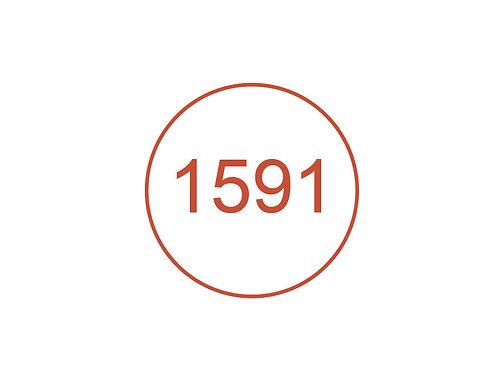 Número 1591