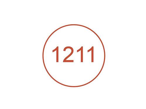 Número 1211