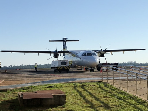 Setor hoteleiro de PG será potencializado com voo de Foz