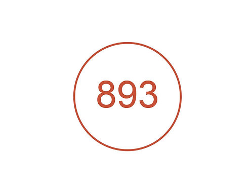 Número 893