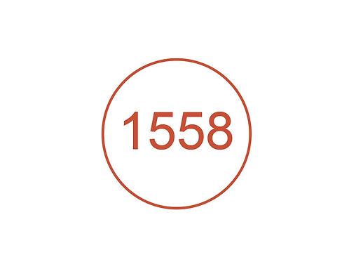 Número 1558
