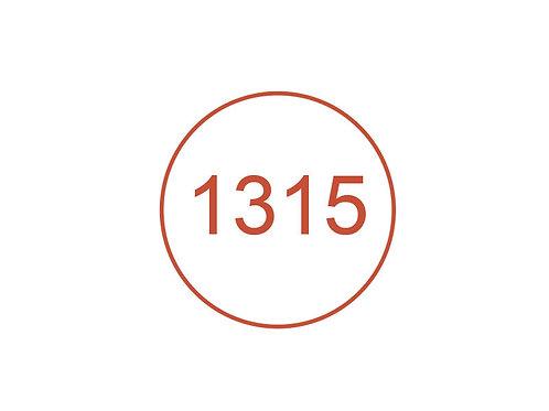Número 1315