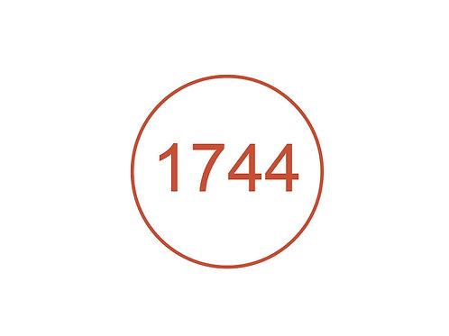 Número 1744