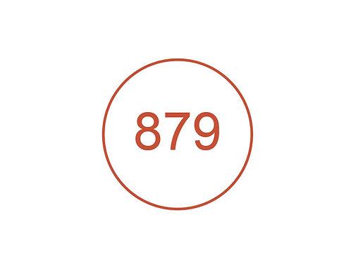 Número 879