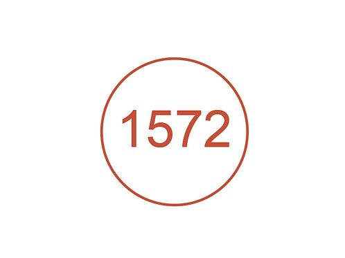 Número 1572