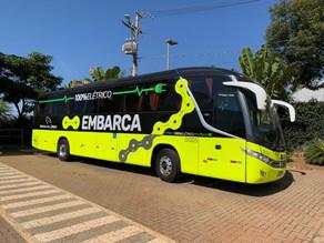 PG terá apresentação de ônibus 100% elétrico