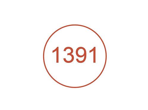 Número 1391