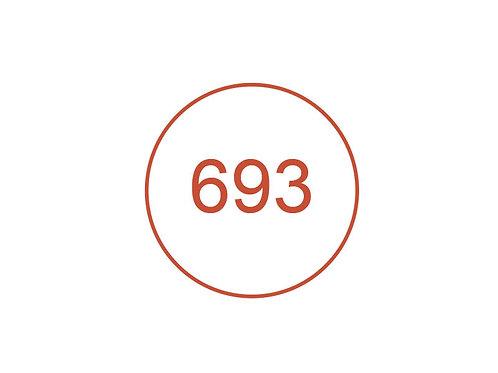 Número 693