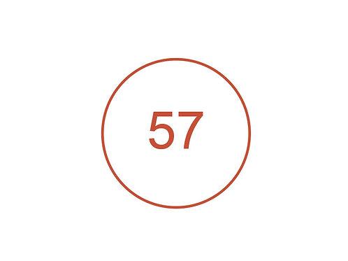 Número 57