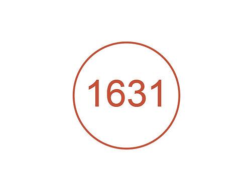 Número 1631