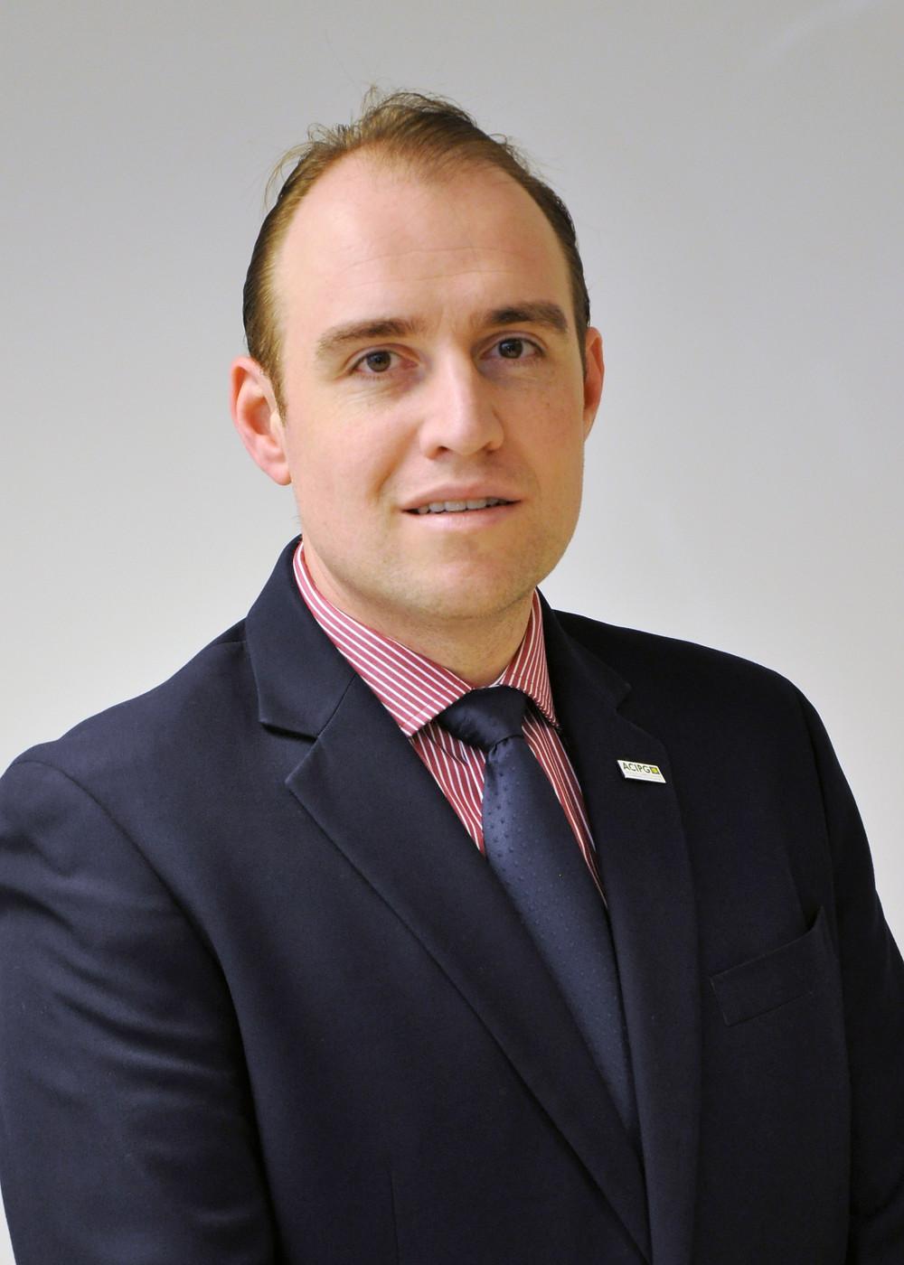 foto do presidente do Sindicato, Daniel Wagner
