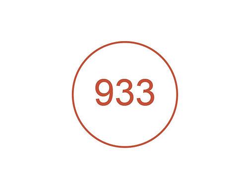 Número 933