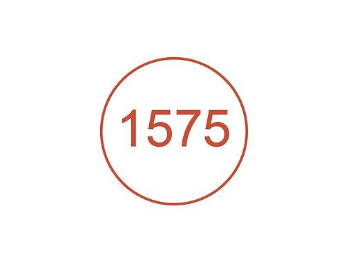 Número 1575