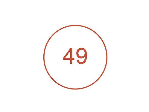 Número 49