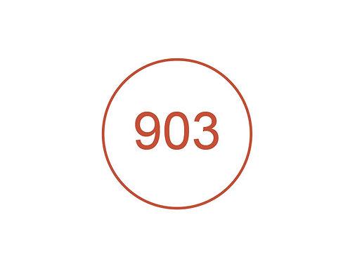 Número 903