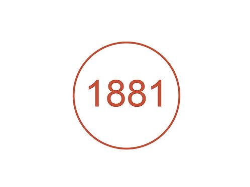 Número 1881