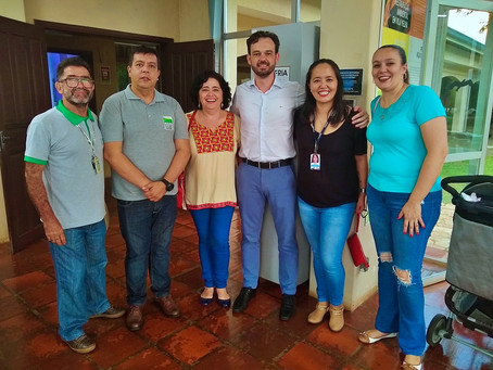 Aeroporto e concessão do Parque de Vila Velha incentivam o turismo