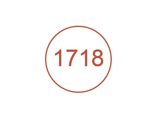 Número 1718