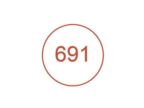 Número 691