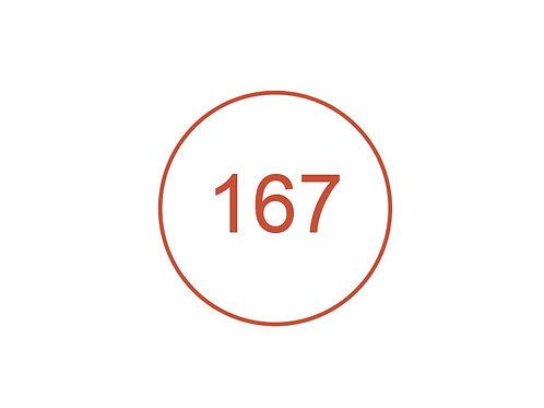 Número 167