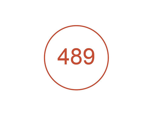 Número 489