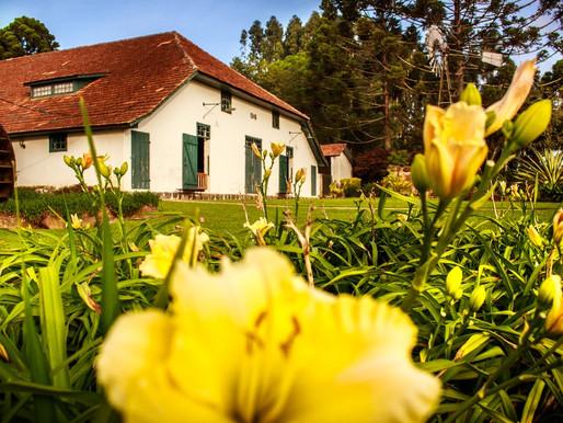 Parque Histórico retoma o atendimento presencial na Casa da Memória