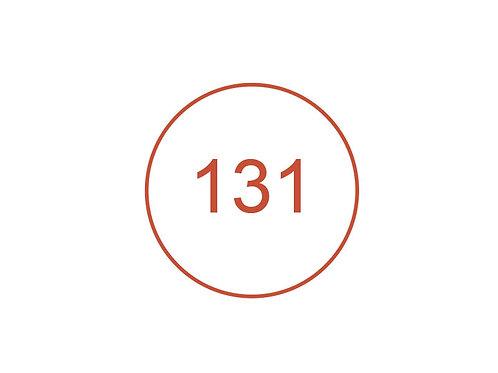Número 131