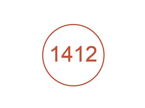 Número 1412
