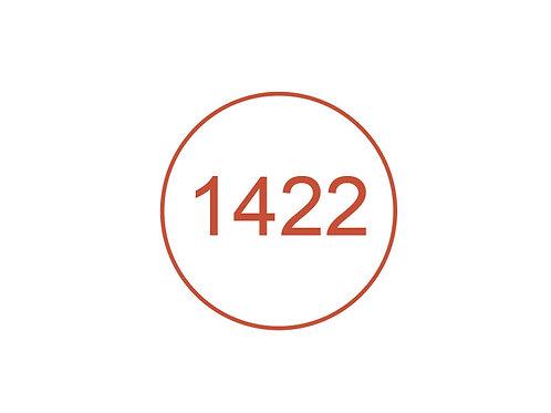 Número 1422
