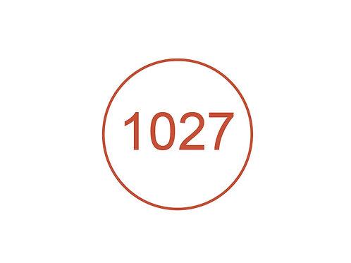 Número 1027