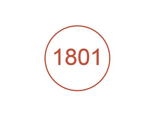 Número 1801