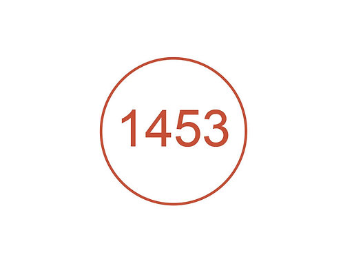 Número 1453