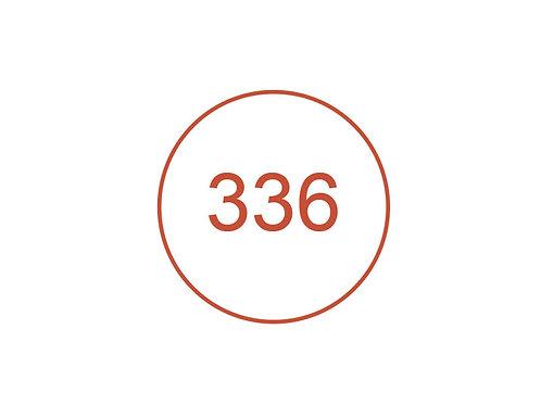 Número 336