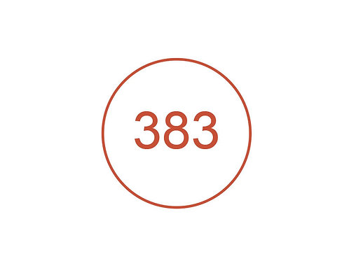 Número 383