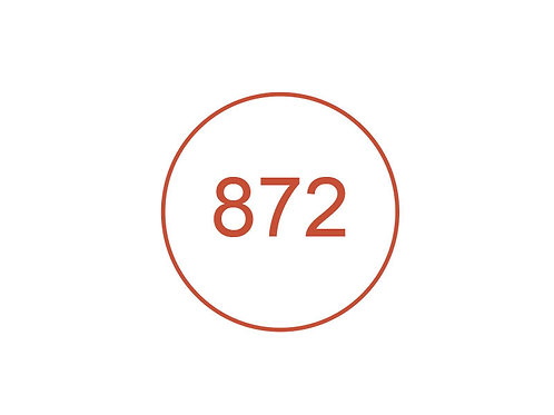 Número 872