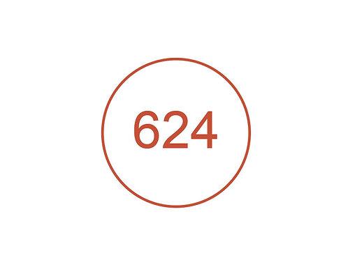 Número 624